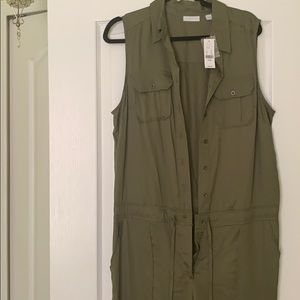 New York and Company jumpsuit NWT